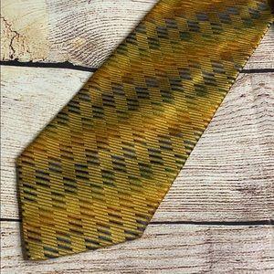 Vintage John W. Nordstrom Silk Striped Necktie